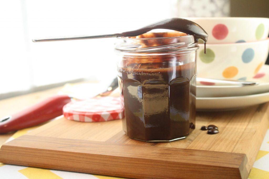 Make Chocolate Sauce