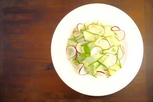What to do with radishes
