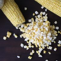 How to Cut Corn Kernels off the Cob