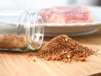 Steak seasoning from scratch