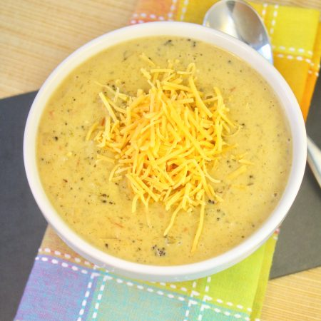 How to Make Pureed Soups | Broccoli Cheddar Potsto Soup