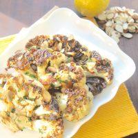 Cauliflower vs Broccoli   Cauliflower Almondine