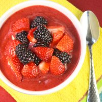 Smoothie Bowl 101 | Tropical Berry Smoothie Bowl