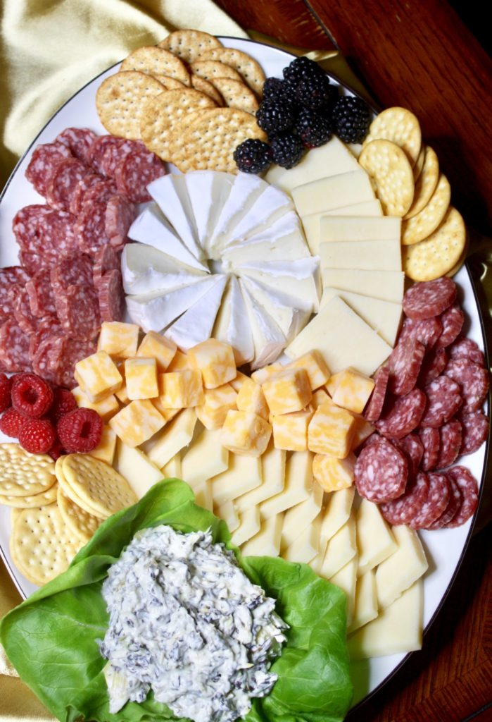 Easy Pantry Cheese Board