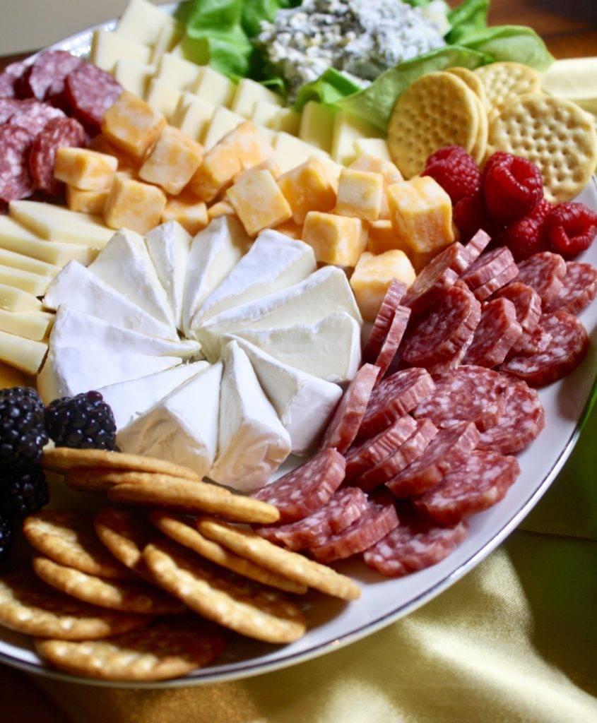 ALDI Cheese Board – Cooking