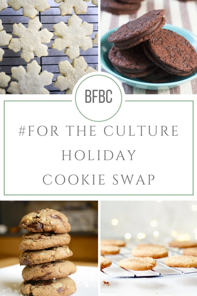 For The Culture Holiday Cookie Swap