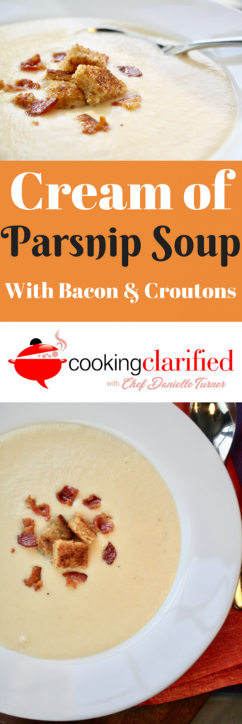 Parsnips 101 | Cream of Parsnip Soup